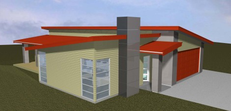 Architectural Design for small section